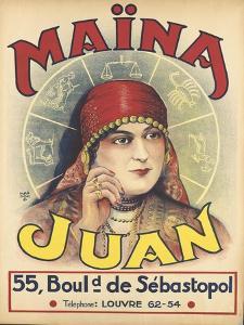 Affiche Maîna Juan
