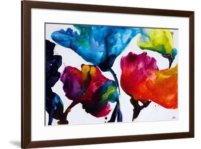 Affluent II-Leila-Framed Art Print