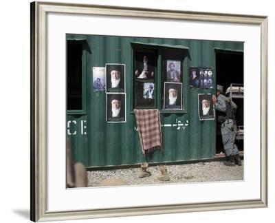 Afghanistan Enduring Freedom-Anja Niedringhaus-Framed Photographic Print