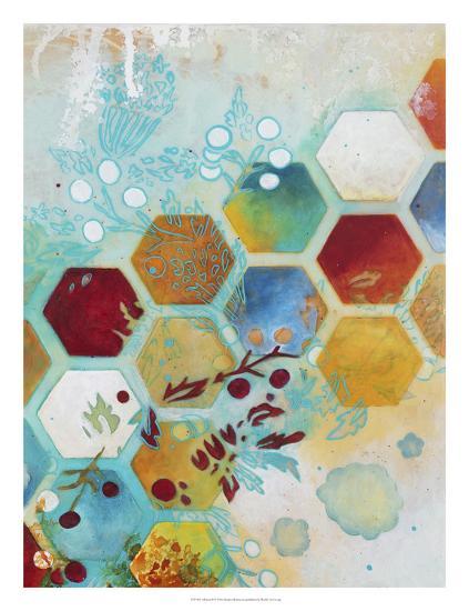 Aflutter II-Heather Robinson-Giclee Print
