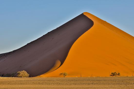 Africa, Namibia, Sossusvlei Dune in the Afternoon Light-Hollice Looney-Photographic Print