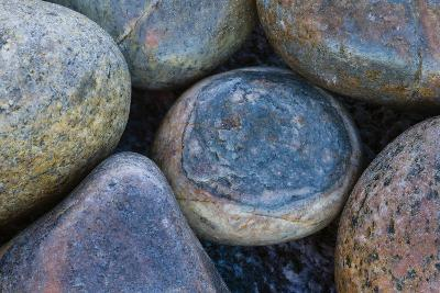 Africa, South Africa, Buckballbaai. Cluster of Rounded Rocks-Jaynes Gallery-Photographic Print