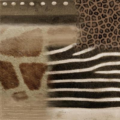 Africa Square II-Patricia Pinto-Art Print