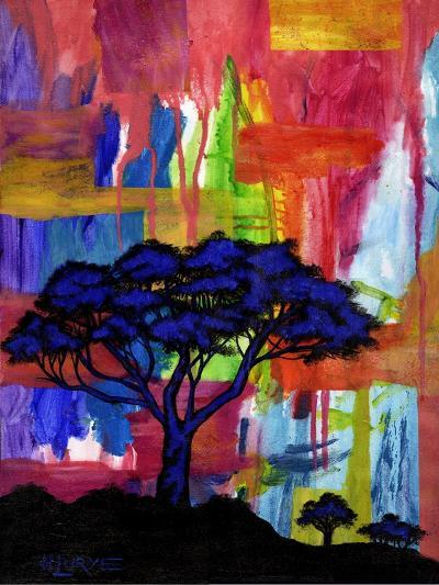 Africa-Helen Lurye-Giclee Print