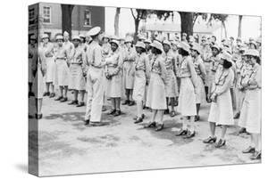 African Americans in the Women's Army Auxiliary Corps in 1941