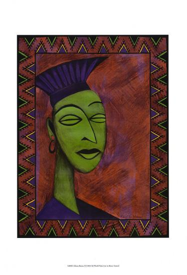 African Beauty I-Renee W^ Stramel-Art Print