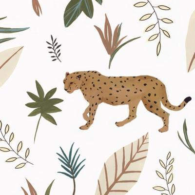 African Cheetah II by Isabelle Z