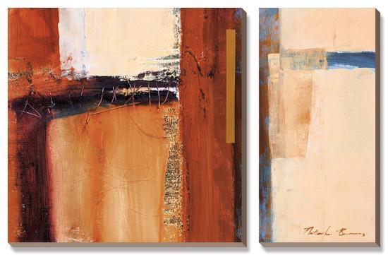 African Jewels II-Natasha Barnes-Canvas Art Set