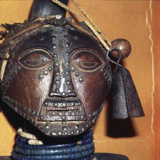 African Mask-Unknown-Giclee Print