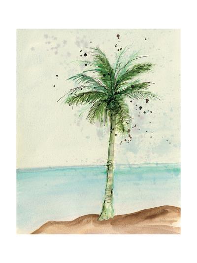 African Oil Palm I-Chris Paschke-Art Print
