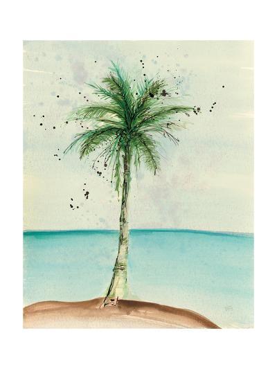 African Oil Palm II-Chris Paschke-Art Print