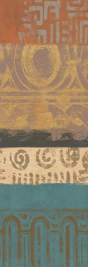 African Panel 2-Alonza Saunders-Art Print