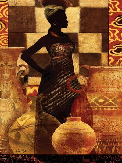 African Traditions I-Eric Yang-Art Print
