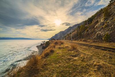 Spring on the Circum-Baikal Railroad by afrutin