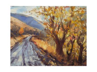 After an Autumn Rain-Steve Henderson-Giclee Print