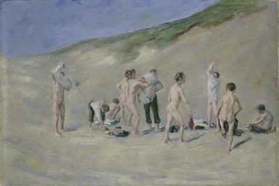 After Bathing-Max Liebermann-Giclee Print