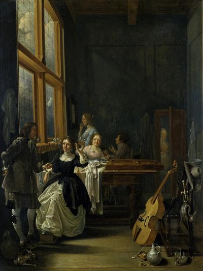 After Breakfast, 1601-50-Jacob Duck-Giclee Print