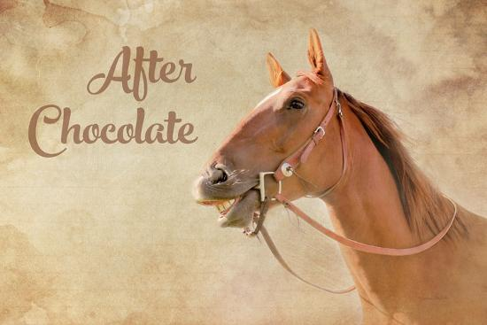 After Chocolate-Romona Murdock-Art Print