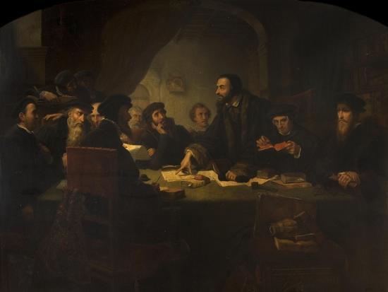 After Darkness, Light, C.1852-Pierre Antoine Labouchere-Giclee Print