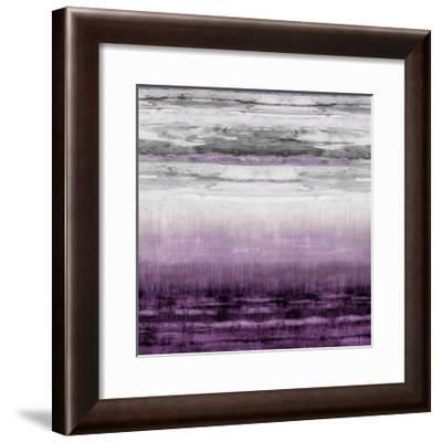 After Glow Aubergine-Taylor Hamilton-Framed Giclee Print