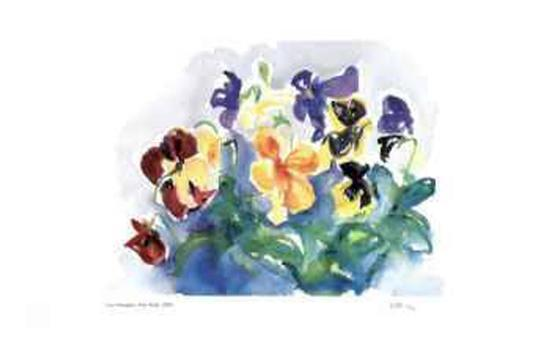 After Nolde-Lynn Donoghue-Collectable Print
