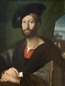 Giuliano Di Medici, Duke of Nemour by After Raphael
