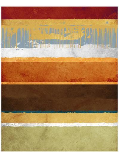 After Rothko II-Curt Bradshaw-Art Print