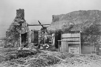 After the Bailiffs' Visit, Ireland, C.1888--Photographic Print