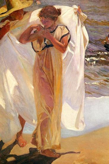 After the Bath, 1908-Joaquin Sorolla y Bastida-Giclee Print