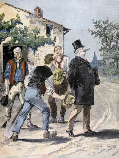 After the Election, 1893-Henri Meyer-Giclee Print