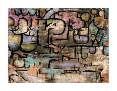 After the Flood, 1936-Paul Klee-Premium Giclee Print