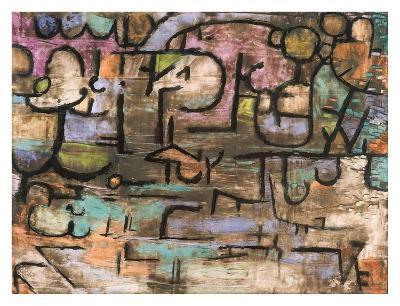 After the Flood-Paul Klee-Art Print