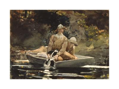 After the Hunt, 1892-Winslow Homer-Giclee Print