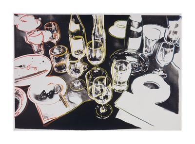 After the Party, c.1979-Andy Warhol-Giclee Print