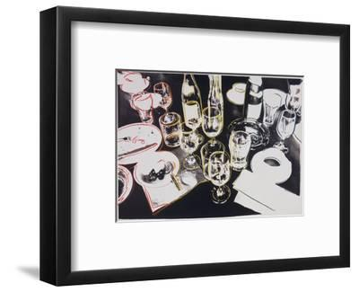 After the Party, c.1979-Andy Warhol-Framed Art Print