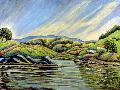 After the Rain, Badeck-Patricia Eyre-Giclee Print