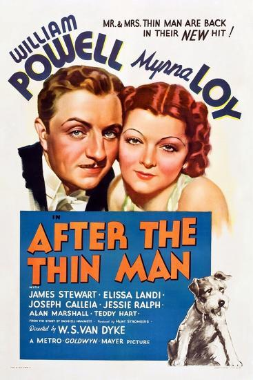 After the Thin Man, 1936--Giclee Print