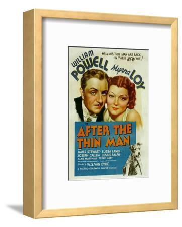 After the Thin Man, William Powell, Myrna Loy, Asta, 1936