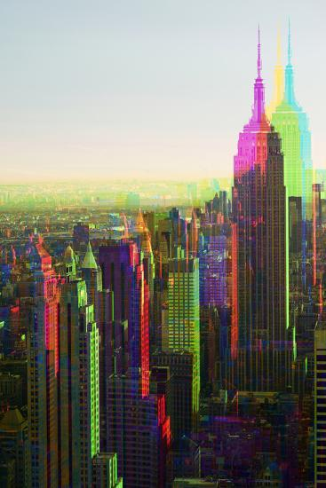 After Twitch NYC - Empire State Building-Philippe Hugonnard-Photographic Print