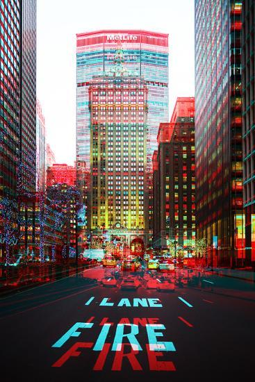 After Twitch NYC - Fire Lane-Philippe Hugonnard-Photographic Print
