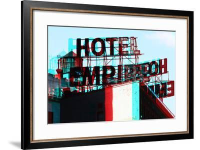 After Twitch NYC - Hotel Empire-Philippe Hugonnard-Framed Photographic Print