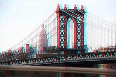 After Twitch NYC - Manhattan Bridge-Philippe Hugonnard-Photographic Print
