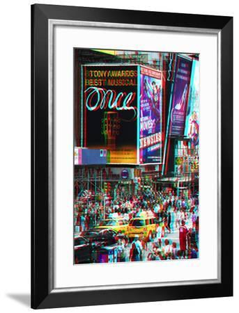 After Twitch NYC - Musical-Philippe Hugonnard-Framed Photographic Print