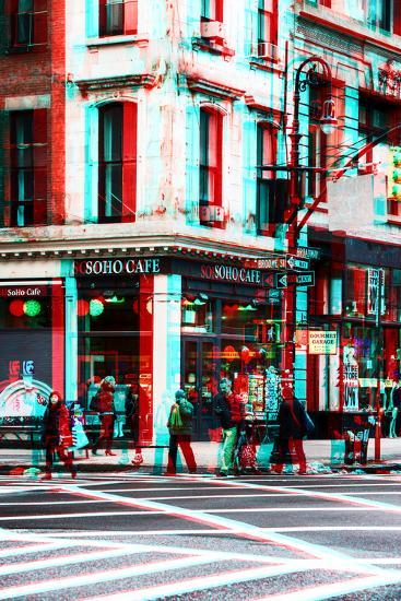 After Twitch NYC - Soho-Philippe Hugonnard-Photographic Print