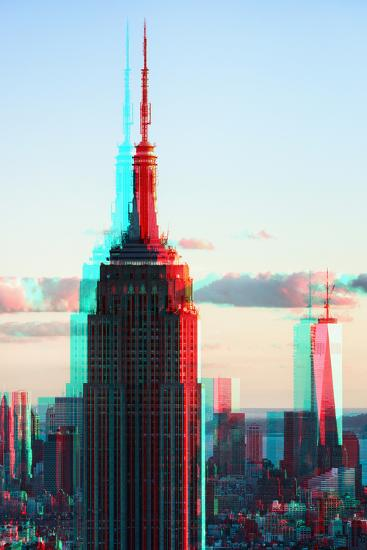 After Twitch NYC - Towers-Philippe Hugonnard-Photographic Print