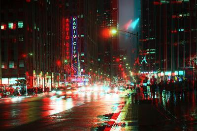 After Twitch NYC - Urban City-Philippe Hugonnard-Photographic Print
