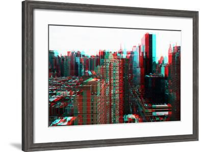 After Twitch NYC - Urban Landscape-Philippe Hugonnard-Framed Photographic Print