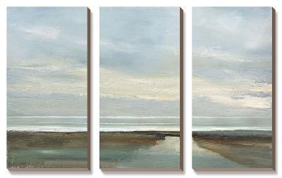Afterglow-Caroline Gold-Canvas Art Set