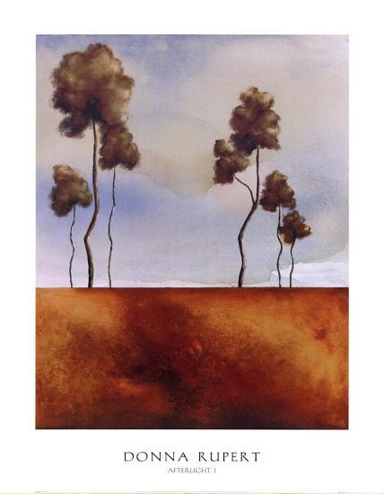 Afterlight I-Donna Green-Art Print