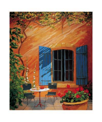 Afternoon Bliss-Liliane Fournier-Art Print